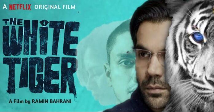 The White Tiger 2021 Movie