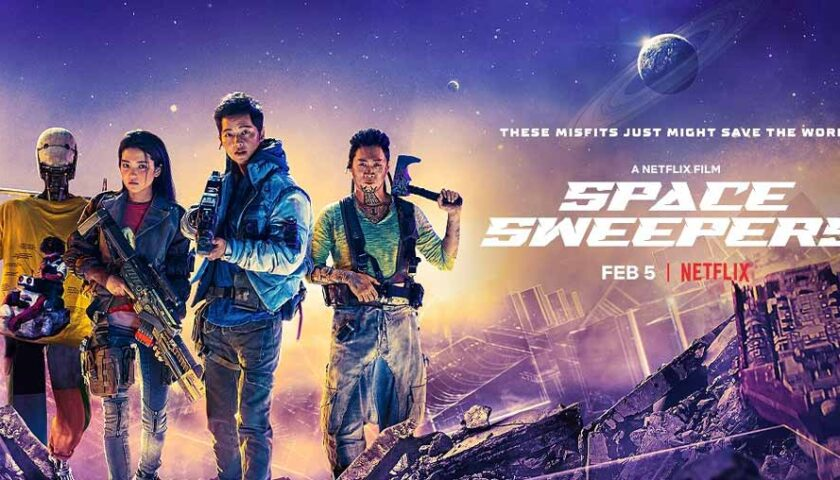 Space Sweepers 2021 Movie Review