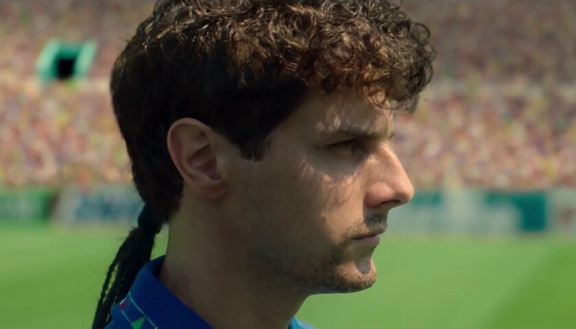 Baggio The Divine Ponytail movie review