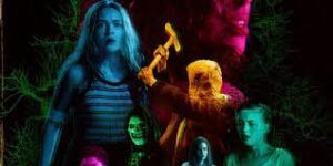 Fear Street Part 2 1978 2021 Movie Review