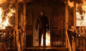 Halloween Kills 2021 Movie Review