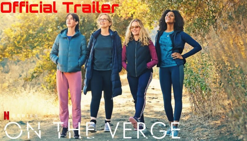 New series out on Netflix On the Verge Season One